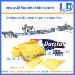 Best Doritos/tortilla making machine, corn chips production line for sale wholesale
