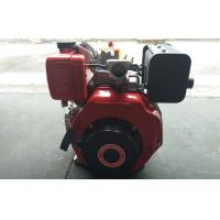 Buy cheap Customized 4.7HP Air Cooled Diesel Engine High Efficiency With Electric Starter product