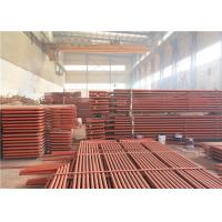 China Grade A 100 Mw Power Plant Extruded Finned Tube Single Serpentine SS CS Alloy Material on sale