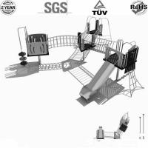 Best 2017 NEW Design Outdoor Playground Equipment wholesale