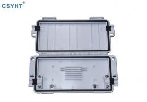 8mm Cable ABS IP65 12C Inline Fiber Splice Closure Waterproof