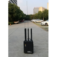 Buy cheap 20-6000MHz Portable Signal Jammer , Car Jammer Device With 100m Jamming Distance from wholesalers