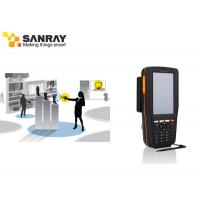 Buy cheap Handheld RFID Reader With Android 4.0 Operation  System and Free SDK Demo from wholesalers