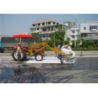 Best White PET Non Woven Geotextile For Filtration / Seperation / Slop Protection wholesale