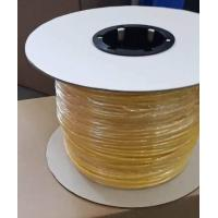 Best Flexible Yellow  PVC Tube For Electrical Wire Protective, Electric Insulated  PVC Tube For Outside Insulation Protection wholesale