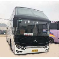 Best Huge Kinglong Used Coach Bus 2013 Year With 39 Seats Weichai Diesel Engine wholesale