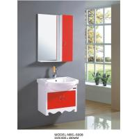 Best 60 X49/cm PVC hanging cabinet / wall cabinet / bathroom cabinet / white color for bathroom wholesale
