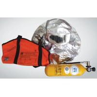 Best Marine Escape Breathing Apparatus , 15 Minute Escape Packs 21bar Working Pressure wholesale