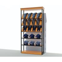 China 5 Layers Wood Retail Clothing Display Racks For Trousers OEM / ODM Available on sale