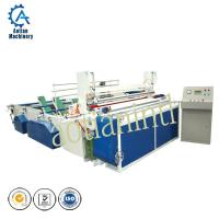 Best Paper factory outlet Fully-Automatic small rewinding making machine to Venezuela wholesale