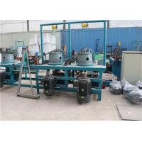 Best Pulley Type Continuous Wire Rod Drawing Machine Speed 400 M / Min High Output wholesale