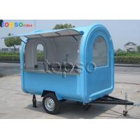 China Ice Cream Coffee Mobile Concession Stand Large Appeal Convenient To Go Anywhere on sale