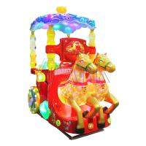 China Royal india arcade amusement game machine simulator carriage game machine play car racing games online on sale