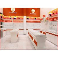China Customized Size Fast Food Kiosk , Bulk Candy Kiosk For Snack Store / Candy Shop on sale