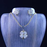 Best High Quality Stainless Steel Jewelry Set LUS60 wholesale
