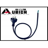 China Argentina Standard 3 Pin TV Power Cable PE Sheathed 16A 250V Free Sample on sale