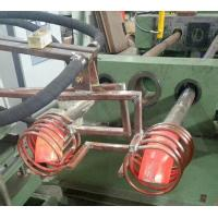 Best 75T Stainless Steel Elbow Hot Forming Machine Bending Radius 1.5D Wall Thick 16mm wholesale