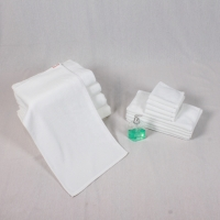 Best 80% Cotton Hotel Quality White Towels wholesale