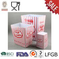 China Melamine Popcorn Bowl with Different Size on sale