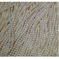 Best 5-6mm natural fresh water bright pearls wholesale wholesale