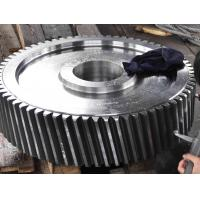 China Steel Casting Gear Ring and Pinion Gear on sale