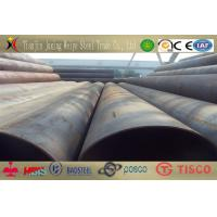 Best Hot Rolled Welded Steel Pipes / Tube Carbon ST52 ASTM A53 Grade B wholesale