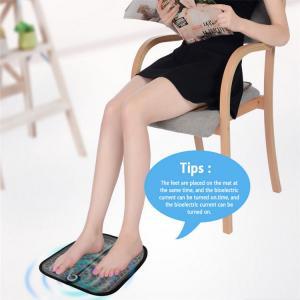 China Meraif Reflexology Walk Stone Foot Leg Pain Relieve Relief Walk Massager Mat Health Care Acupressure Mat Pad Massageador on sale