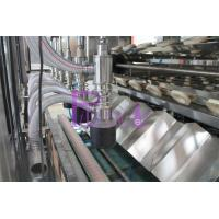 Buy cheap Belt Capping Type Wine Bottle Filler With Cap Lifter Level Filling Controlled product