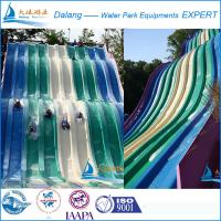 Best Rainbow Adult Water Slides For Water Amusement Park wholesale
