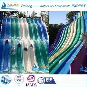 Best Rainbow Adult Water Slides For Water Amusement Park wholesale