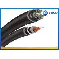 China High Reliability Armoured Power Cable 8.7 / 15kV For Power Transmission on sale