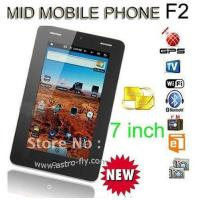 Best 7inch Touch Screen MID Mobile Phone, WiFi GPS MID Cell Phone wholesale
