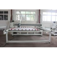 China Automatic Computerized Single Head Quilting Machine Mattress Manufacturing Equipment on sale