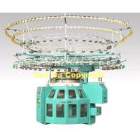 Best Single Jersey 3/4/6-color Auto-striper Knitting Machine wholesale