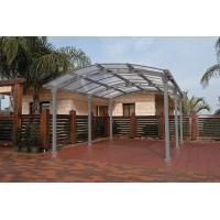 Best Sunor 19x10 Canopy / Patio Cover Made Of Strong Aluminum Frame , 10 mm Polycarbonate Sheet wholesale