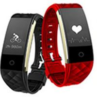 Best Bluetooth Heart Rate Smart Bracelet Android IOS Waterproof sleep monitoring wirstband wholesale