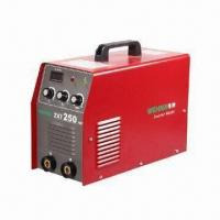 Best Inverter Welder with Wide Working Voltage Range and Auto-adjust Thermal Arc-starting wholesale