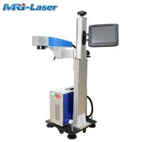 Best Long Time Working Flying Laser Marking Machine 14000mm/S Engraving Speed wholesale