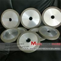 Best 1A1 Resin diamond grinding wheel for carbide inserts wholesale