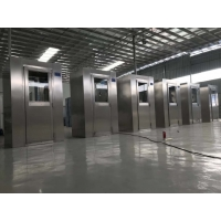 Buy cheap Laboratory Microprocessor Control Stainless Steel Air Shower With High from wholesalers