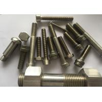 China Lightweight M6 - M100 Duplex Stainless Steel Bolts Nut Washer Stud Non - Magnetic on sale