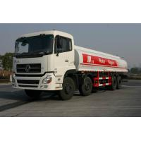 Dongfeng 8x4 310HP Carbon Steel Crude Oil Transportation Trucks 24500L