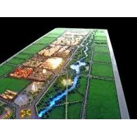 Best City Planning Layout Architectural Model Maker , Arcylic City Layout Model wholesale