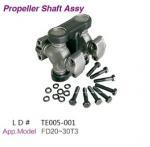 Best propeller shaft assemnblies wholesale