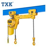 Single Speed 2 Ton Electric Chain Hoist With Trolley And Imported Load Chain