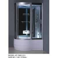 Best Foot Massage Bathroom Shower Enclosures 3 Sided Waste Drain / Syphon Included wholesale