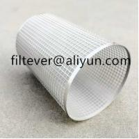 Best 100% China manufacturer produce high quality 316L stainless steel mesh cylinder filter wholesale