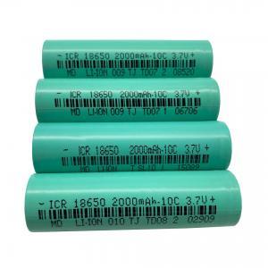 Best 7.4Wh 18650 Li Ion Battery wholesale