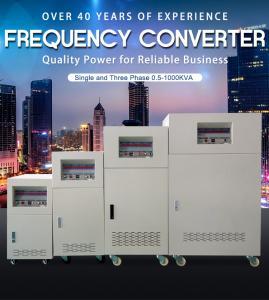 Best BP 3 Phase Input Ac Frequency Converter 3 Phase Custom Output 50Hz 60Hz 400Hz wholesale