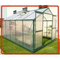 Best 6.3X10FT hot sale greenhouse with 4mm PC wholesale
